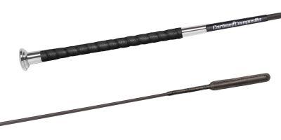 03016 CARBON composite premium, leather grip, leather thong, mushroom cap