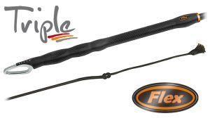 03022 TRIPLE Flex, Nylongespinst mit TripleBalance-Griff